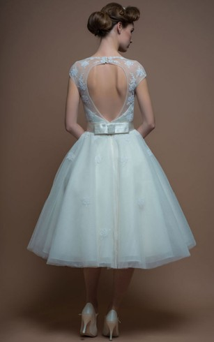 Ballerina Wedding Dress | Tutu Wedding Dress - Dorris Wedding