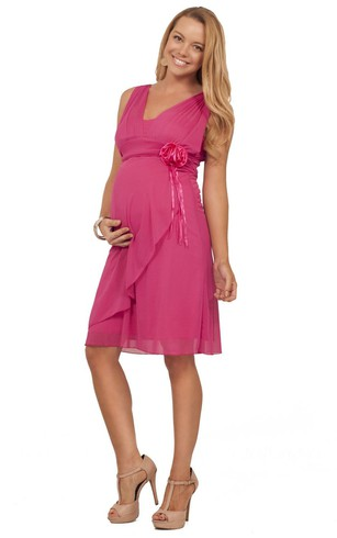 Maternity Cocktail Dresses Long