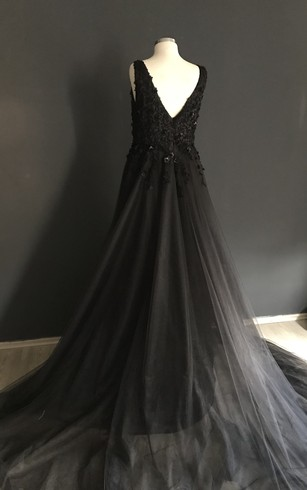 Black Bridal Dresses Colored Wedding Gown Dorris Wedding