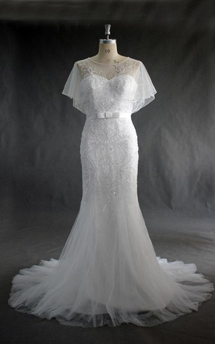 1930s Bridal Dresses, 30s Style Wedding Dress - Dorris Wedding