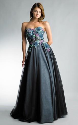 Black bridal dresses colored wedding gown dorris wedding a line floor length sweetheart sleeveless tulle backless dress junglespirit Images