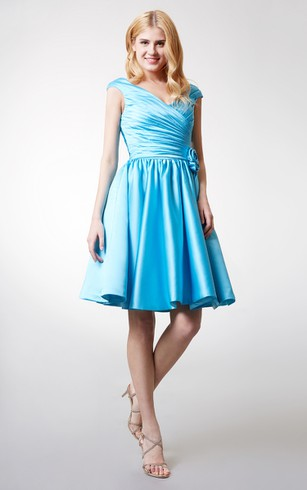 Teenage Bridesmaid Dresses | Junior Bridesmaid Dresses - Dorris Wedding
