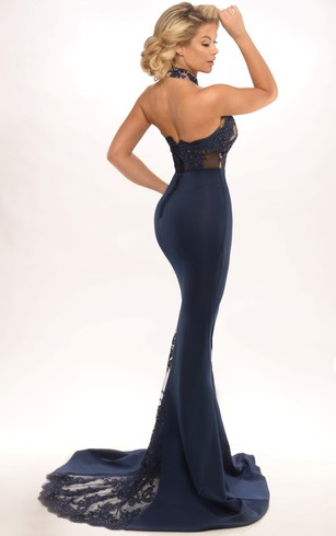 Royal Blue Formal Dresses | Prom Gowns In Blue - Dorris Wedding