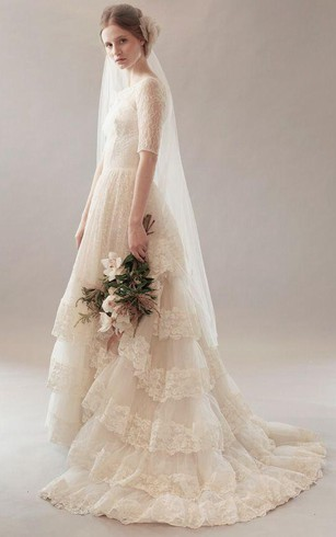You cannot miss modern victorian bridal dresses in this page where you can find the newest fashion design at an affordable price. Wait no more!