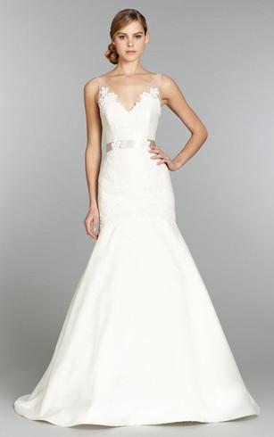 Full Figure Size Bridal Dresses Wedding Dress For Plus Women