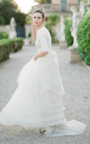 Affordable Lds Bridals Dresses, Cheap Wedding Dress for Lds - Dorris ...