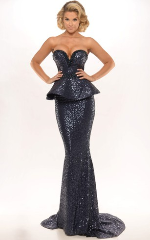 Form Fitted Prom Dress Tight Fitting Formal Dresses Dorris Wedding