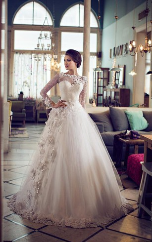 Traditional Wedding Gowns | Bridal Dresses For Arab - Dorris Wedding