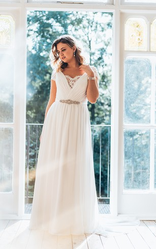 Wedding Gowns For Mature Older Brides Women Bridals Dresses Over