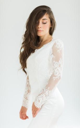 Casual Second Wedding Dresses | Wedding Dresses For Older Brides ...