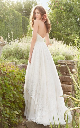 Rustic Wedding Gowns Country Western Bridal Dresses Dorris