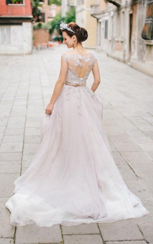 Pink Color Wedding Dress for Women, Pink Bridal Dresses On Sale ...