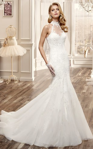 Halter Neck Wedding Dresses - Dorris Wedding