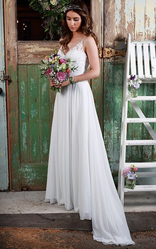 Wedding Dresses Mature Bride - Dorris Wedding