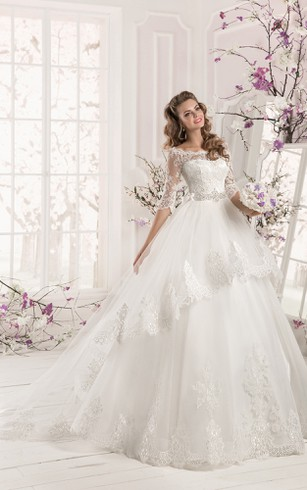Princess Ball Gown Wedding Dresses