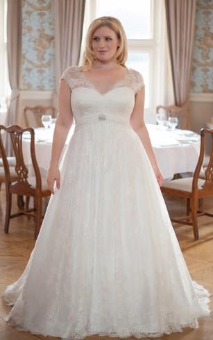 informal plus size wedding dresses - Wedding Decor Ideas