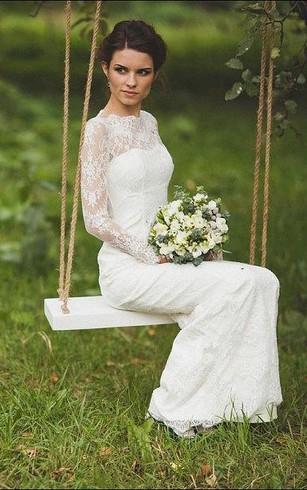 Lace Bridal Dresses