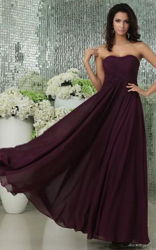 Deep Red Bridesmaid Dresses | Dark Red Bridesmaid Dresses - Dorris ...