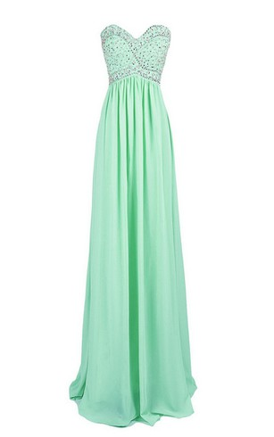 Cheap Mint Bridesmaid Gown | Light Green Bridesmaids Dresses ...