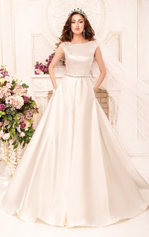 Gorgeous Royal Bridal Dresses Cheap Modest Wedding Gowns Dorris