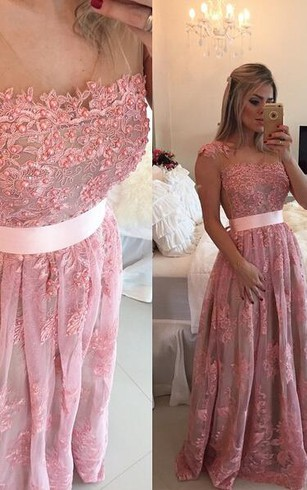 Cleavege Prom Dresses Short with Hot Pink