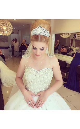 Affordable Plus Figure Wedding Dress Under $200, Cheap Large Size ...