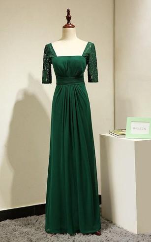 Hunter Forest Green Bridesmaids Dresses Dark Green Dress For