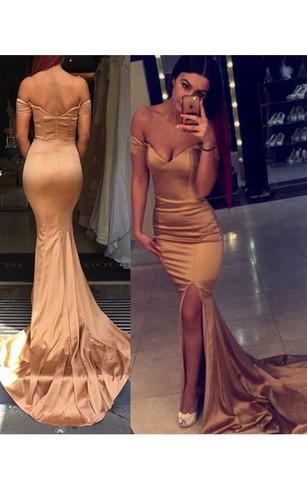 Formfitting Formal Dress Tight Prom Dresses Dorris Wedding