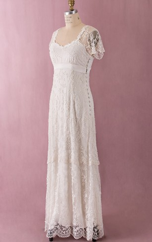 western bridal dresses rustic wedding dress dorris wedding