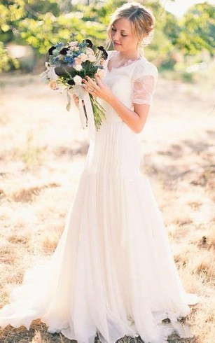 Exelent Modest Wedding Gowns With Sleeves Ensign - Top Wedding Gowns ...