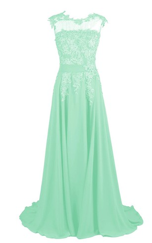 Mint Green Bridesmaids Dresses | Light Green Color Bridesmaid Gown ...