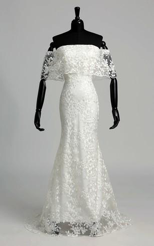 Bridal Dresses For Renewal Vow Wedding - Dorris Wedding