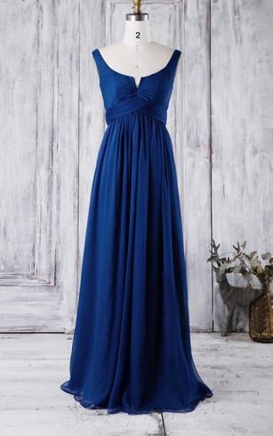Cheap Royal Blue Bridesmaid Dresses Dorris Wedding