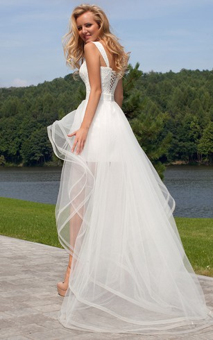 Corset Style Wedding Gowns, Bridals Dresses with Corset - Dorris Wedding