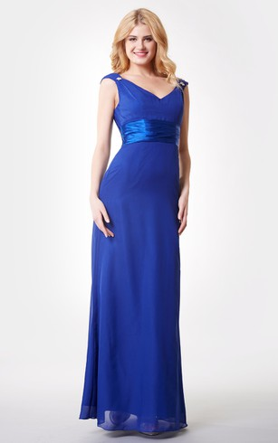 Cheap Blue Bridesmaid Dresses