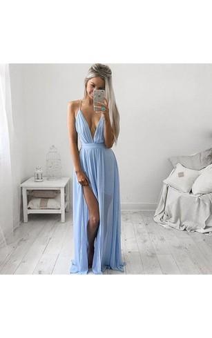 Long Prom Dresses for Short Girls   Long Petite Prom Dress - Dorris ...