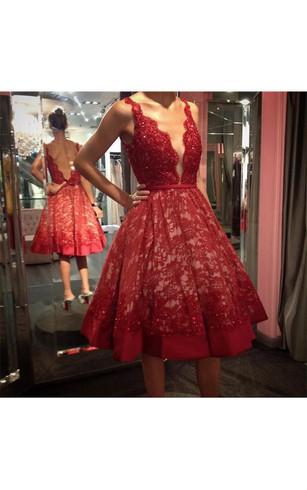 Carsons Country Homecoming Dress, Casons Prom Dresses - Dorris Wedding