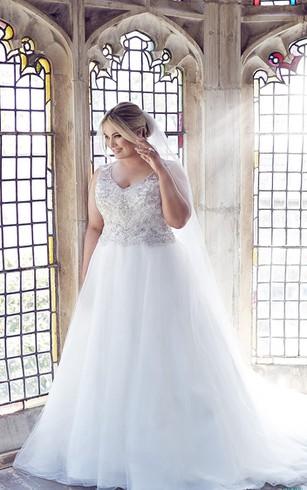 Long Prom Dresses For Plus Figure   Cheap Full Figure Size Evening ...