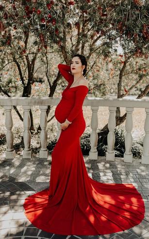 Pregnant Prom Dress, Maternity formal Dresses - Dorris Wedding