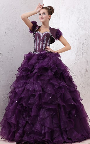 Poofy Style Prom Dress Poofy Formal Dresses Dorris Wedding