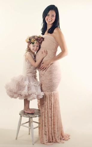 Pregnancy Formal Dresses | Maternity Formal Dresses - Dorris Wedding