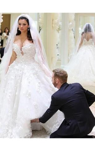 Civil wedding dress in divisoria dorris wedding glamorous v neck sleeveless ball gown wedding dress appliques junglespirit Images