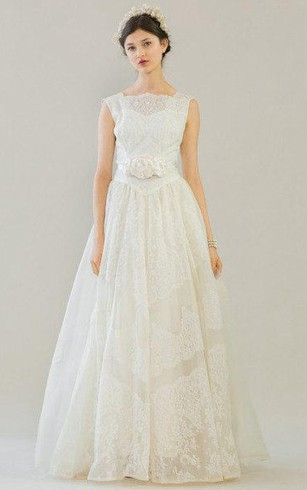 Vintage Inspired Wedding Gowns | Cheap Lace Bridal Dresses - Dorris ...
