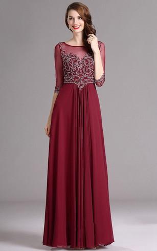 Discount Floor Length Dresses