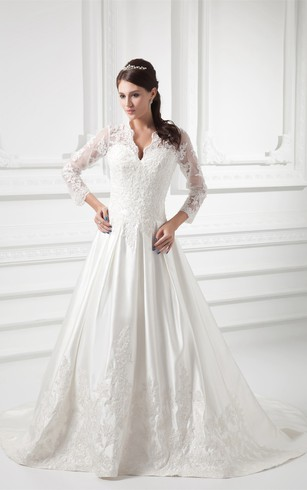 Wedding Dresses for Plus Size Women | All Sizes - Dorris Wedding