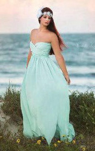 Mint Blue Dress For Bridesmaid | Cheap Light Blue Maid Of Honor ...