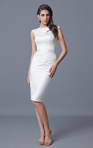 Knee Length Women Cocktail Dresses