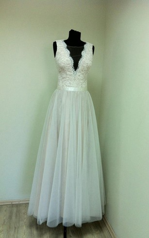 Wedding Dress For Small Bust - Dorris Wedding