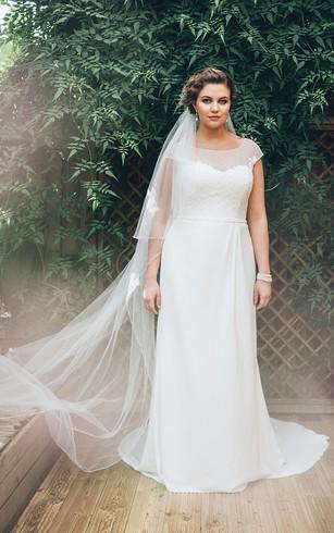 Informal Plus Size Wedding Dresses - Dorris Wedding