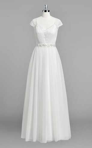 Wedding Dress for Ladies Over Fifty, Over Age 50 Bridals Dresses ...